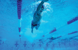 PaliHi Swim Teams Capture City Titles