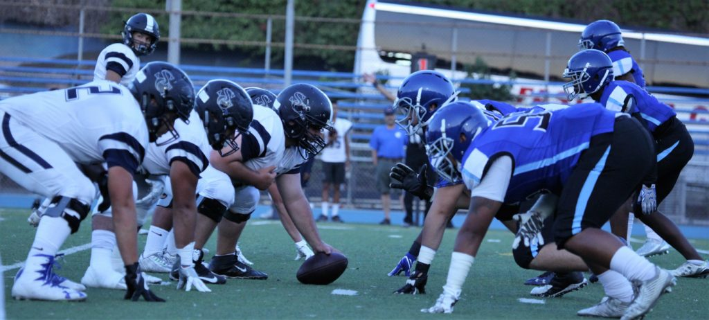 Palisades defense is ready to strike as Sierra Canyon sets.